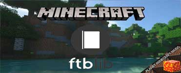 FTB Library Mod 1.12.2/1.10.2/1.7.10