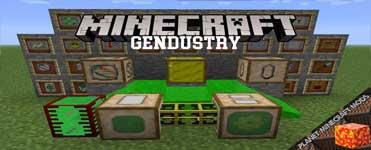 Gendustry Mod 1.12.2/1.10.2/1.7.10