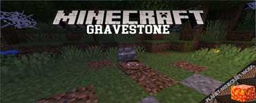 GraveStone Mod 1.16.4/1.12.2/1.10.2/1.7.10