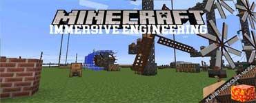 Immersive Engineering Mod 1.16.4/1.12.1/1.10.2/1.7.10