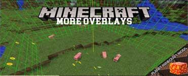 More Overlays Mod 1.14.4/1.12.2/1.10.2