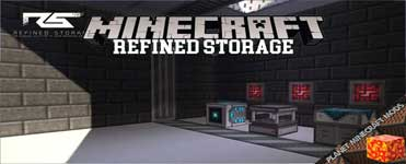 Refined Storage Mod 1.16.4/1.12.2/1.10.2