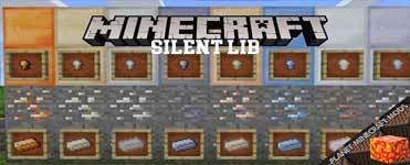 Silent Lib Mod 1.16.4/1.14.4/1.12.2