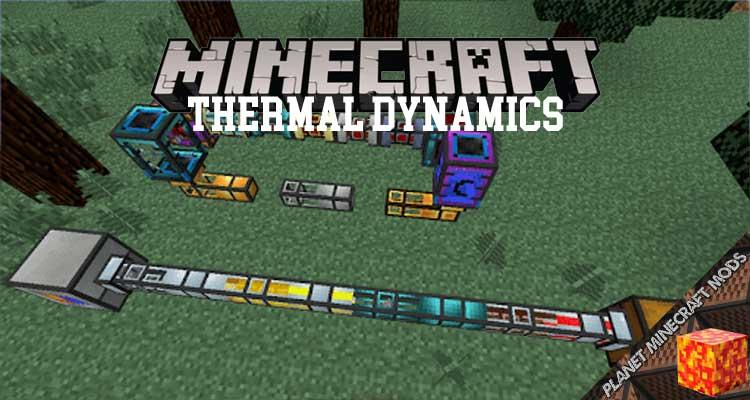 Thermal Dynamics Mod 1.12.2/1.10.2/1.7.10