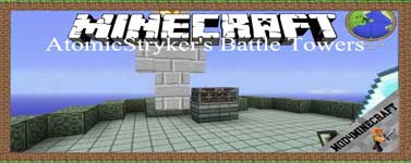 AtomicStryker's Battle Towers Mod 1.12.2/1.10.2/1.7.10