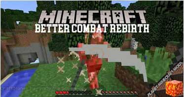 Better Combat Rebirth Mod 1.12.2