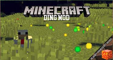Ding Mod 1.16.4/1.12.2/1.10.2/1.7.10