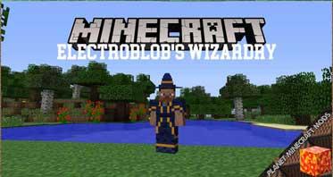 Electroblob's Wizardry Mod 1.12.2/1.10.2/1.7.10