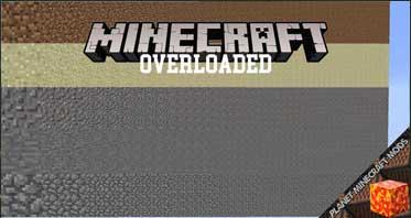 Overloaded Mod 1.16.4/1.12.2/1.10.2