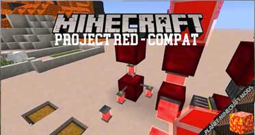 Project Red – Compat Mod 1.12.2/1.7.10