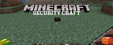 Security Craft Mod 1.16.4/1.12.2/1.7.10