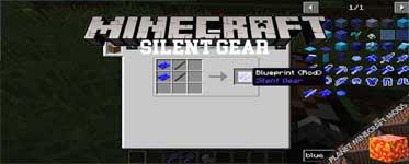 Silent Gear Mod 1.16.5/1.15.2/1.12.2