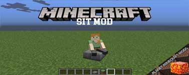 Sit Mod 1.16.4/1.12.2/1.7.10
