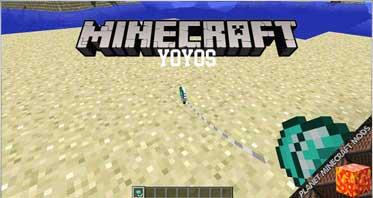 Yoyos Mod 1.14.4/1.12.2/1.10.2