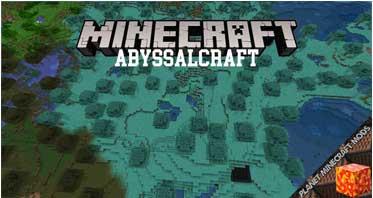 AbyssalCraft Mod 1.12.2/1.10.2/1.7.10