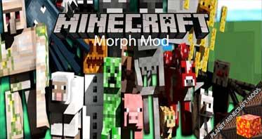 Morph Mod 1.12.2/1.7.10/1.6.4