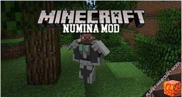 Numina Mod 1.16.4/1.12.2/1.7.10