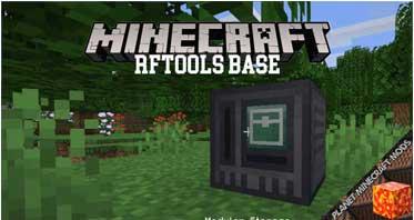 RFTools Base Mod 1.16.5/1.15.2/1.14.4