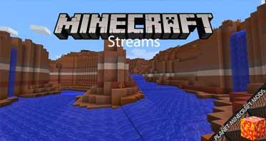 Streams Mod 1.12.2/1.11.2/1.10.2