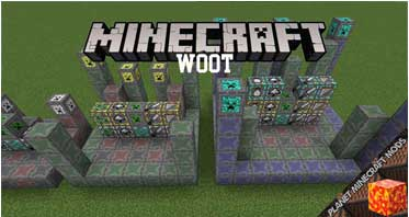Woot Mod 1.16.4/1.12.2/1.10.2