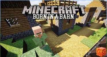 Born in a Barn Mod 1.12.2/1.10.2/1.7.10