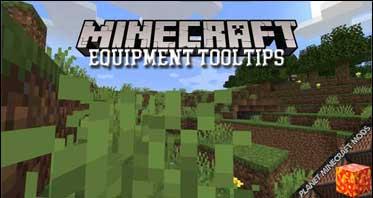 Equipment Tooltips Mod 1.15.2/1.14.4/1.12.2
