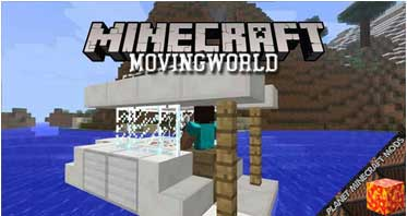 MovingWorld Mod 1.12.2/1.10.2/1.7.10