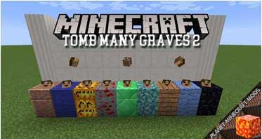 Tomb Many Graves 2 Mod 1.13.2/1.12.2/1.11.2