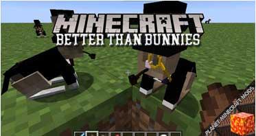 Better Than Bunnies Mod 1.16.4/1.15.2/1.10.2