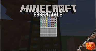 Essentials Mod 1.16.5/1.15.2/1.12.2