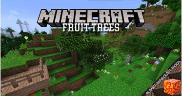 Fruit Trees Mod 1.16.5/1.15.2