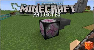 Project EX Mod 1.12.2