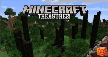 Treasure2! Mod 1.12.2
