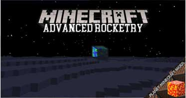 Advanced Rocketry Mod 1.16.5/1.12.2/1.7.10