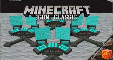 ICBM – Classic Mod 1.12.2/1.7.10
