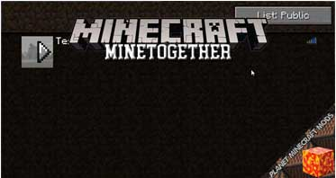 MineTogether Mod 1.16.5/1.15.2/1.12.2