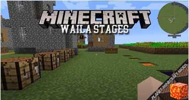 Waila Stages Mod 1.12.2/1.11.2