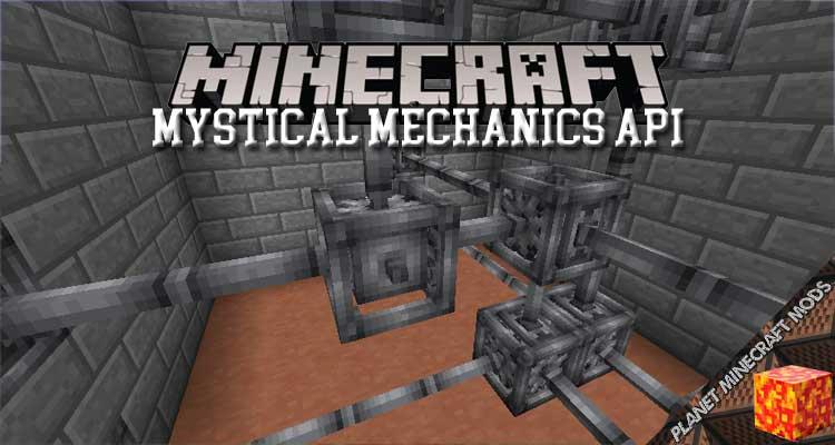 Mystical Mechanics API Mod 1.12.2