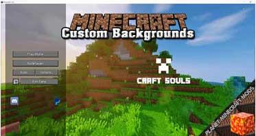 Custom Backgrounds Mod 1.12.2/1.11.2/1.10.2