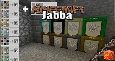 Jabba Mod 1.7.10