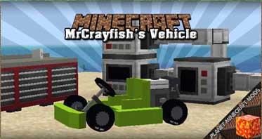 MrCrayfish's Vehicle Mod 1.16.5/1.15.2/1.12.2