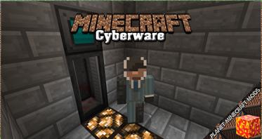 Cyberware Mod 1.11.2/1.10.2/1.9.4