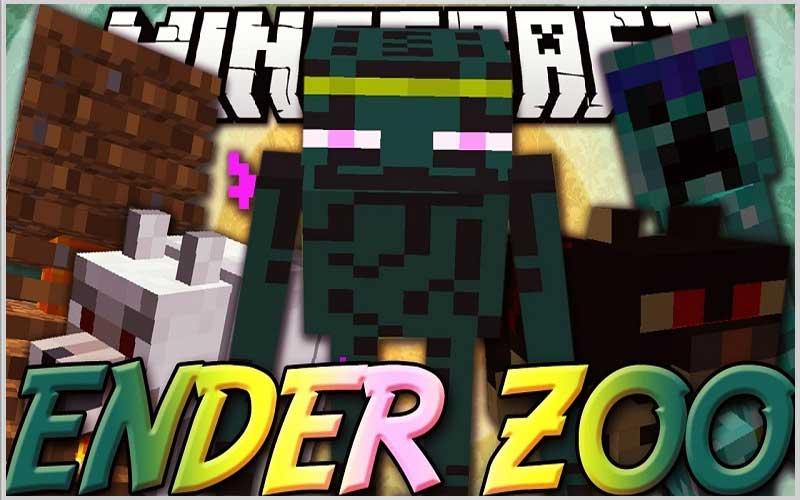 Ender Zoo Mod 1.12.2/1.10.2/1.7.10