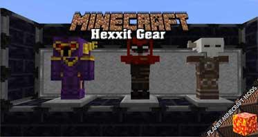 Hexxit Gear Mod 1.12.2/1.11.2/1.10.2