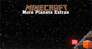 More Planets Extras Mod 1.12.2/1.10.2/1.7.10