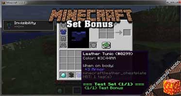Set Bonus Mod 1.12.2